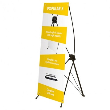 Tension Banners Stands