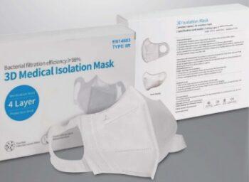 3d Medical Masks