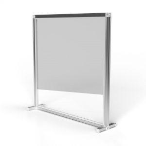 Straight Desk Divider T3