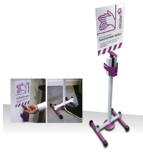 Touch Free Hand Sanitiser Dispenser