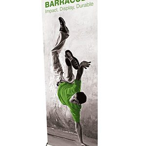 Barracuda Cassette Banner